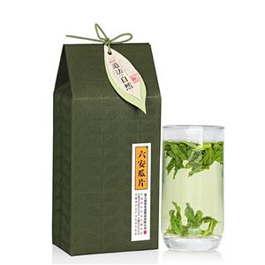 六安瓜片特级绿茶