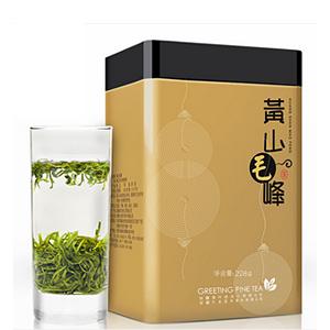 黄山毛峰绿茶春茶