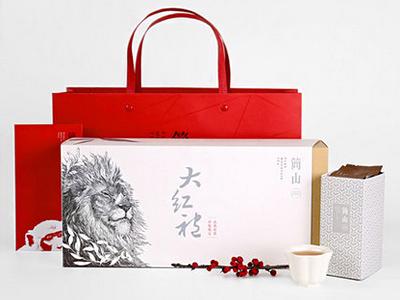 春茶浓香型礼盒装